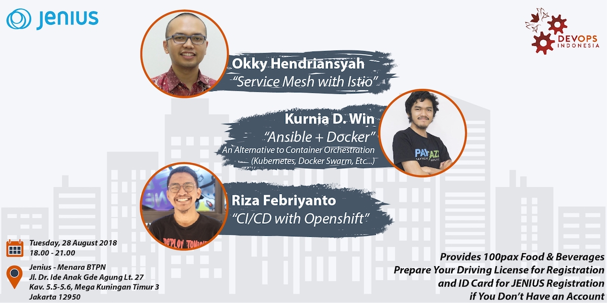 jenius x devops indonesia
